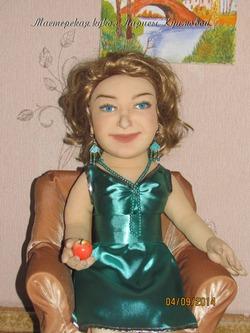 Куклы как люди. Портретные куклы