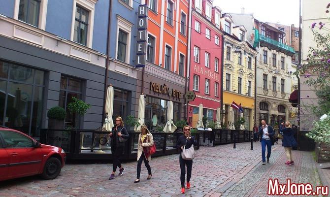 Путешествие в Латвию. Близкая и уютная Европа
