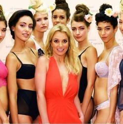 У Бритни Спирс своя коллекция белья
