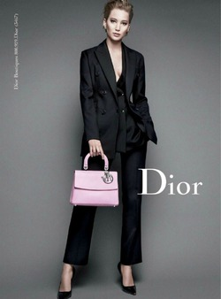 Дженнифер Лоуренс - лицо Dior
