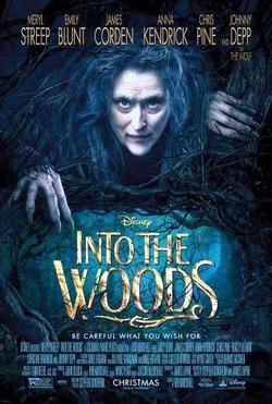 Смотрите Мерил Стрип в картине-сказке «Чем дальше в лес»