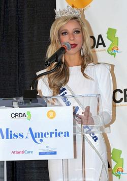Почётное звание «Мисс Америка» досталась русской эмигрантке