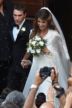 Ещё одна подруга Джорджа Клуни вышла замуж
