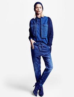 H&M запустит джинсовую линию одежды