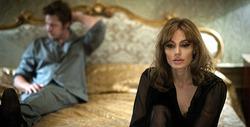«У моря»: Джоли и Питт заканчивают съёмки фильма