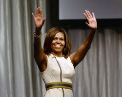 Мишель Обама организует в Белом Доме первый модный семинар