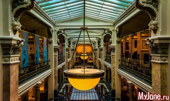 Призрачные музеи