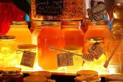 Мёд. Свойства мёда.