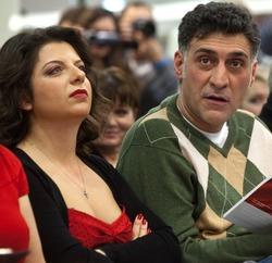 Тигран Кеосаян и Маргарита Симоньян стали родителями