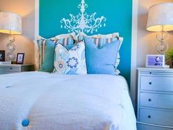 Цвет стен в спальне влияет на сексуальную жизнь