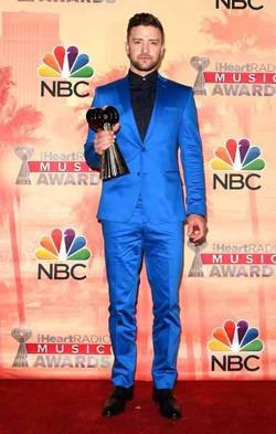 Джастин Тимберлейк пообещал стать инноватором в смене подгузников