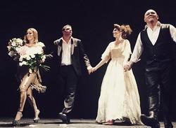 Ксения Собчак опозорилась на сцене