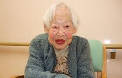 Самая пожилая жительница планеты Мисао Окава умерла в возрасте 117 лет