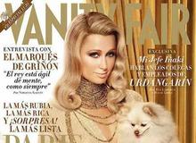 Пэрис Хилтон в журнале Vanity Fair Испания. Январь 2012 фото
