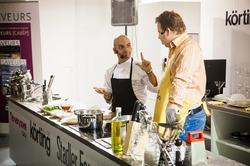 Выставка Home Appliances: кулинарные мастер-классы, гастрономическая ярмарка и «умный дом»