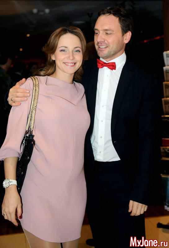 Супруги Анна Снаткина и Виктор Васильев фото