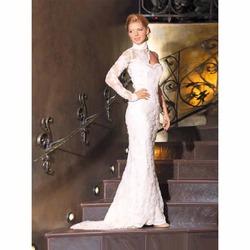 Анастасия Задорожная выбрала свадебное платье