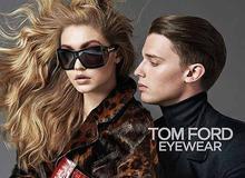Патрик Шварценеггер и Джиджи Хадид в рекламе Tom Ford фото