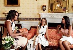 Glamour взглянул глазами трёх красивых женщин на негламурные проблемы