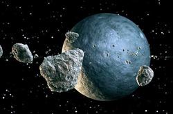 Земля в опасности: навстречу голубой планете несётся метеорит