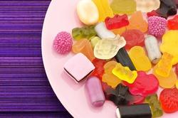 Конфеты не вредят здоровью и фигуре