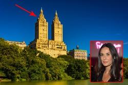 Долой ненужное жильё! Деми Мур пытается продать нью-йоркские апартаменты за 75 миллионов долларов