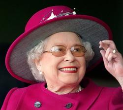 У королевы Елизаветы II день рождения