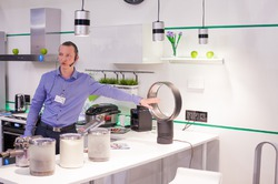 Выставка бытовой техники Home Appliances. Design & Technologies 2015