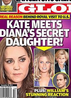 У принцев Уильяма и Гарри есть старшая сестра?