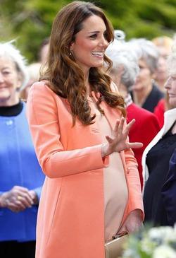Кейт Миддлтон родит на этой неделе