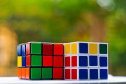 В Америке побит рекорд по сборке кубика Рубика