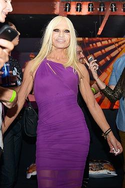 Новым лицом компании Givenchy станет Донателла Версаче