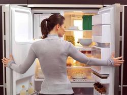 Фигура зависит от расположения холодильника в доме