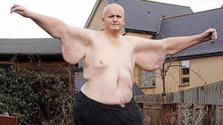 Благодаря любви британец сбросил 300 кило