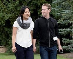 Марк Цукерберг станет отцом