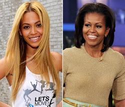 Мишель Обама хотела бы быть Бейонсе