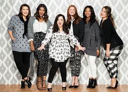 Мелисса МакКарти создала коллекцию одежды для полных