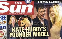 Супруг Кейт Мосс встречается с моделью Джессикой Стэм?