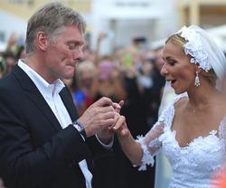 Почём часы у жениха? Свадьба Татьяны Навки и Дмитрия Пескова закончилась скандалом