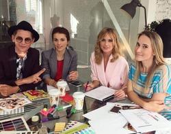 Глюк'оZа стала редактором журнала Top Beauty