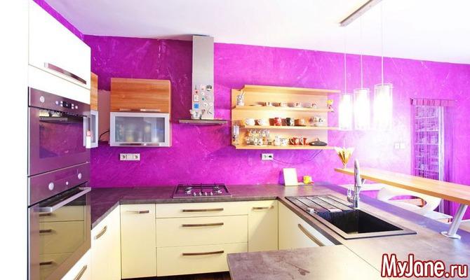 Кухня без излишеств
