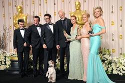 От рака умер Угги – первый пёс, который поднялся на сцену для вручения «Оскара»