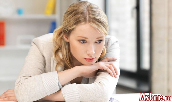 Когда в голове завелся червяк, или Как избавиться от негативных мыслей?