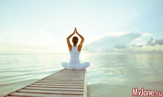 Йога от стресса: 8 эффективных асан