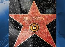 Звезда Косби на Аллее славы в Голливуде фото