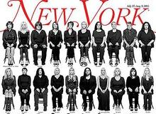 Жертвы Билла Косби на обложке New York фото