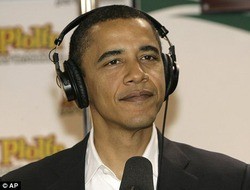 Опубликован список любимых песен Обамы