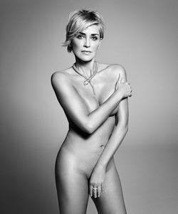 Шерон Стоун: «Сексуальность заключается не в размере груди»