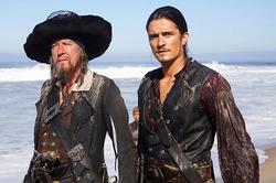 Орландо Блум возвращается в «Пираты Карибского моря»