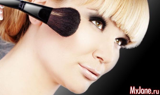 Как сделать макияж стойким?